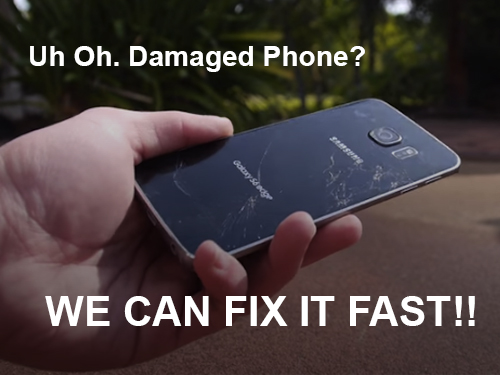 We can fix it fast