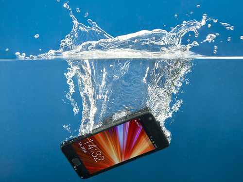 How To Repair A Water Damaged Smartphone