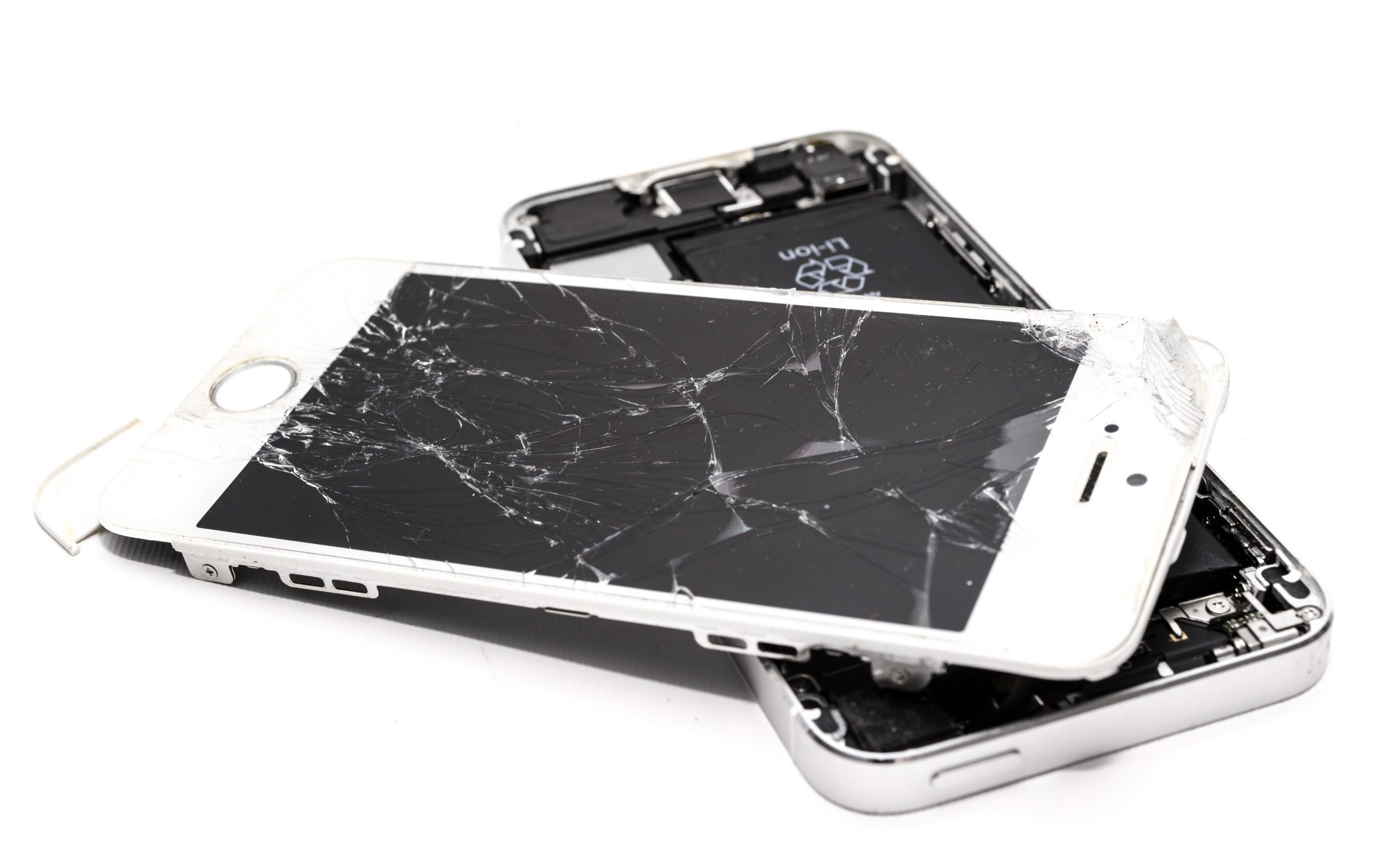 Broken Phone?  – You Have Choices